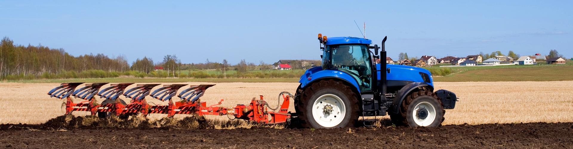 traktor anmelden