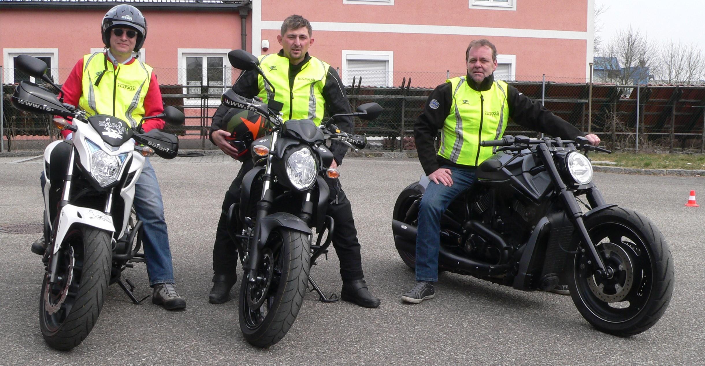 FSZ Motorrad